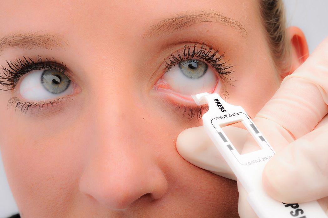 Cómo se cura el ojo seco