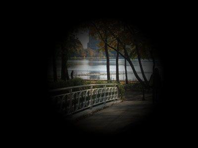 Visión con glaucoma
