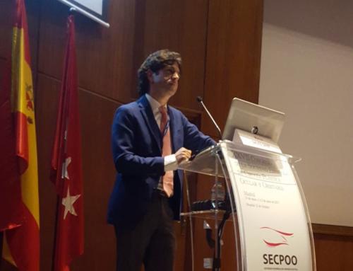 Participación del Dr. Marco Sales en el Congreso SECPOO