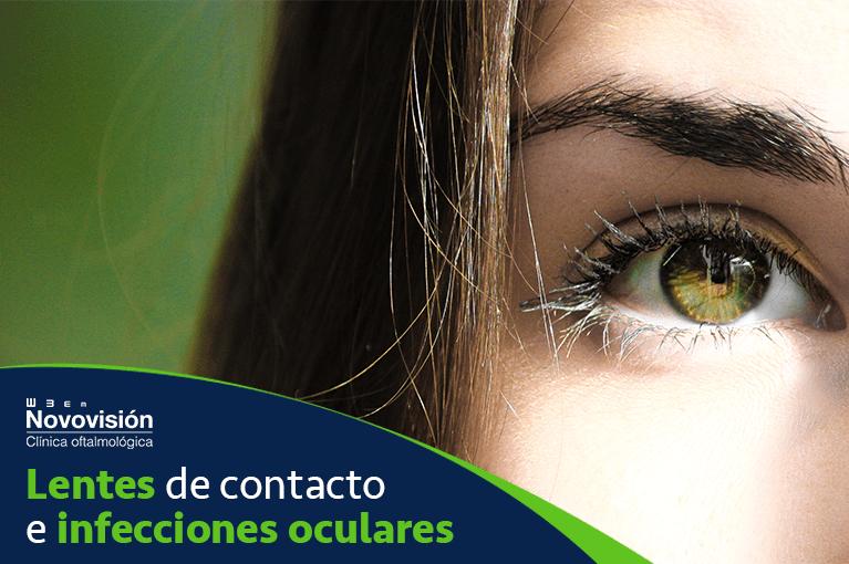 7810fded6f995 Lentes de Contacto e Infecciones Oculares - Clinicas Novovisón