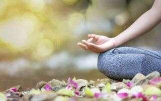 Meditación para reducir la presión ocular