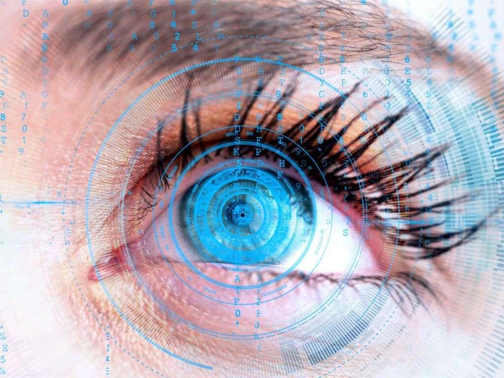angiografía ocular