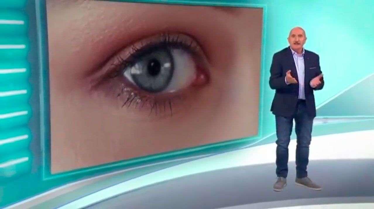 Clínicas Novovisión en TeleMadrid