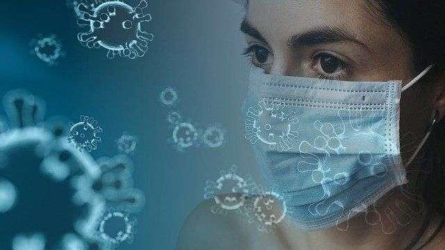 coronavirus por los ojos