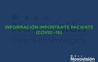 Comunicado Coronavirus