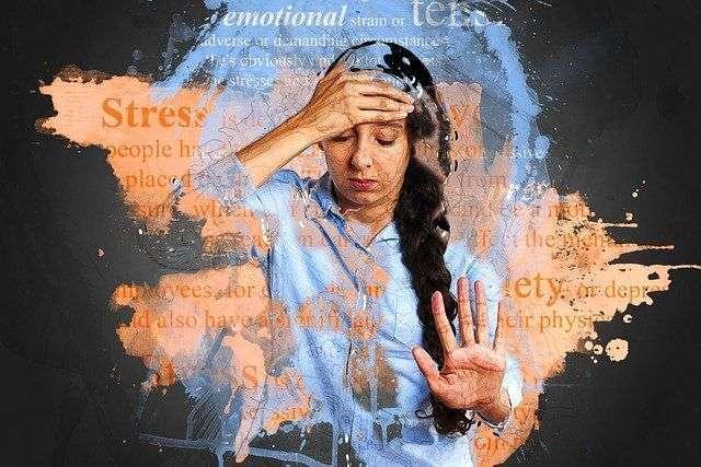 blefaritis por estrés